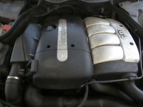 Motor ohne Anbauteile (Diesel) Gewährleistung 12 MonateMERCEDES-BENZ C-KLASSE (W203) C 220 CDI