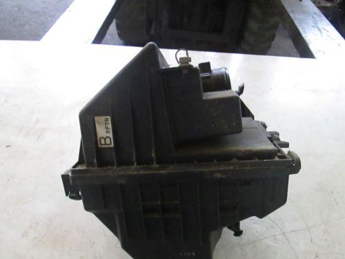 Luftfiltergehäuse MAZDA 5 (CR19) 2.0 CD