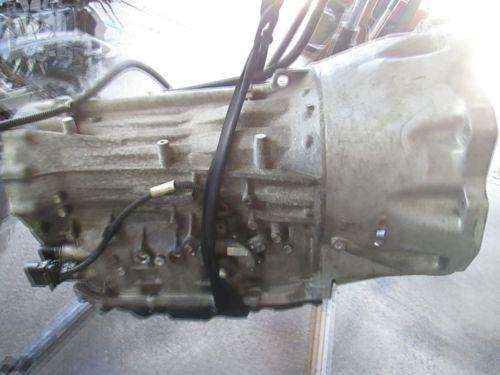 Getriebe (Automatik) VW TOUAREG (7LA, 7L6, 7L7) 3.0 V6 TDI