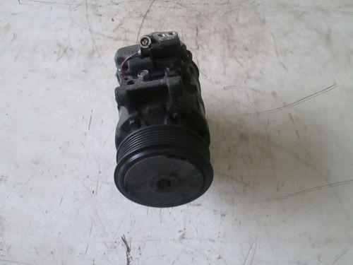 Klimakompressor AUDI A6 AVANT (4F5, C6) 2.7 TDI
