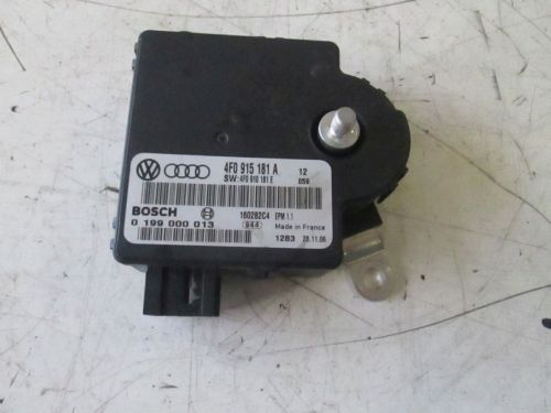 Steuergerät Batterie Steuergerät 4F0 915 181AUDI A6 AVANT (4F5, C6) 2.7 TDI