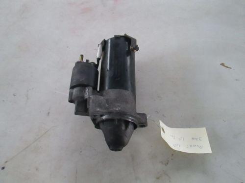 Anlasser / Starter VW PASSAT (3B3) 1.9 TDI