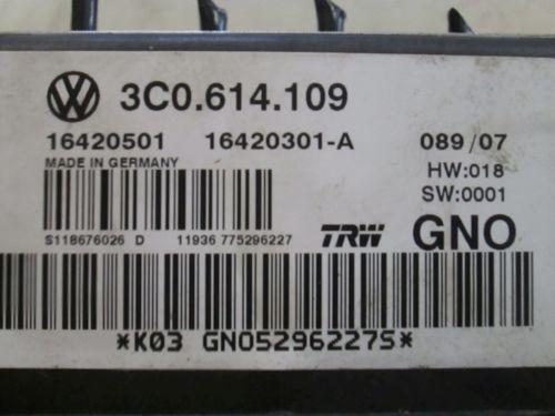 Bremsaggregat ABS 164 20 301-AVW PASSAT (3C2) 1.9 TDI