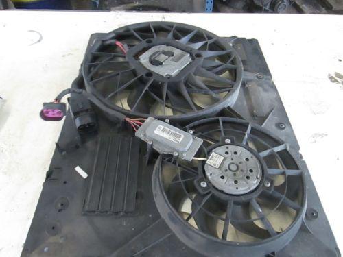 Elektromotor, Kühlerlüfter VW TOUAREG (7LA, 7L6, 7L7) 3.0 V6 TDI