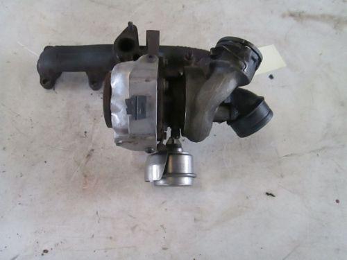 Turbolader VW TOURAN (1T1, 1T2) 1.9 TDI