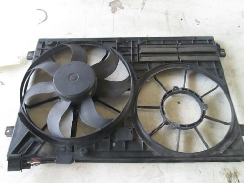 Elektromotor, Kühlerlüfter VW CADDY III KOMBI (2KB, 2KJ, 2CB, 2CJ) 1.9