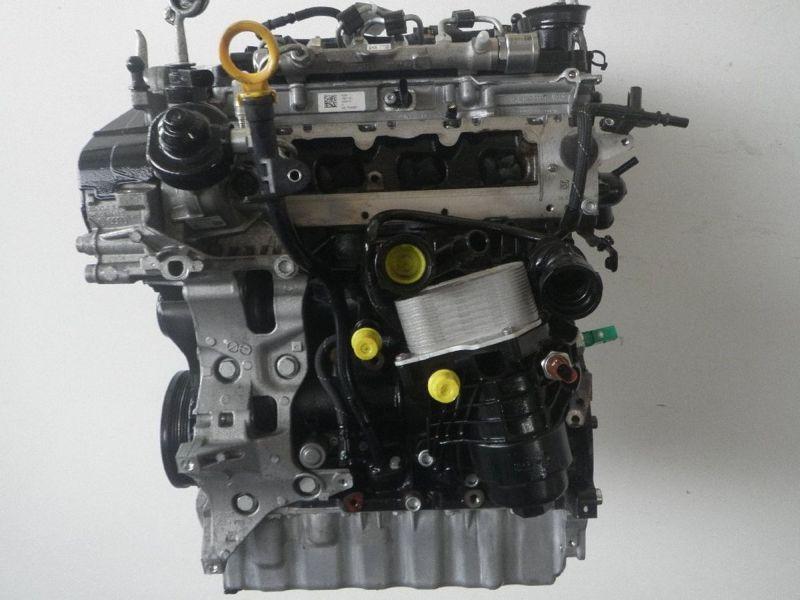 Motor ohne Anbauteile (Diesel) Motor KomplettVW TOURAN (5T1) 2.0 TDI