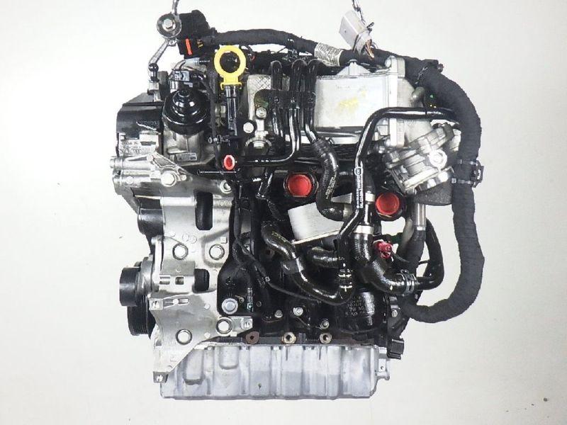 Motor ohne Anbauteile (Diesel) TOP Motor KomplettVW PASSAT (3G2) 2.0 TDI