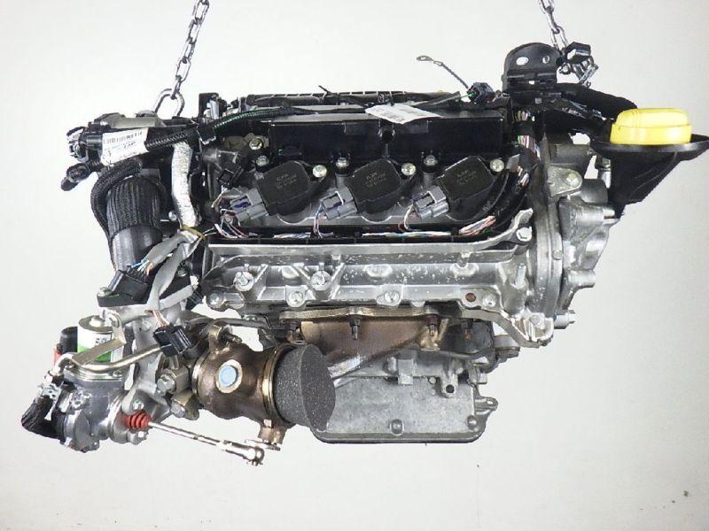 Motor ohne Anbauteile (Benzin) TOP Motor Smart  wie NeuSMART FORFOUR SCHRÄGHECK (453) 0.9