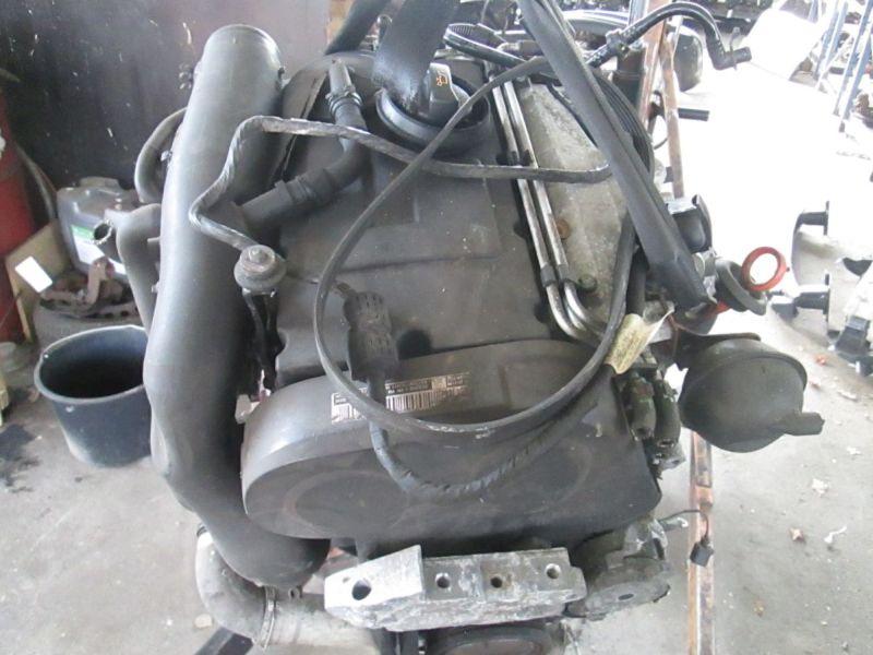 Motor ohne Anbauteile (Diesel) VW TOURAN (1T1, 1T2) 2.0 TDI