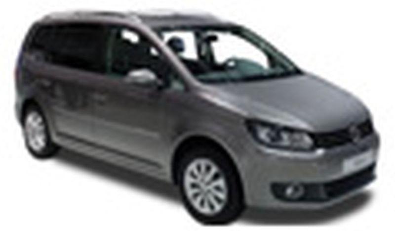 VW TOURAN (5T1) 2.0 TDI